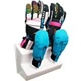 Green Glove Dryer for Hats, Gloves, Shoes & More