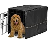 Midwest Dog Crate Cover, Black