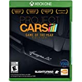 Project Cars [game Of The Year] [video game]