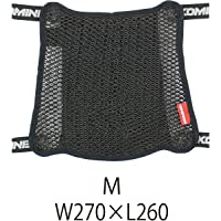 コミネ(KOMINE) バイク用 3Dメッシュシートカバー2Lアンチスリップ ブラック M AK-109 891 メッシ…