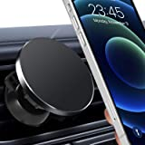 Magnetic Phone Car Holder for Magsafe Charger and iPhone 12, Car Phone Holder Mount with Magsafe Designed for iPhone 12/12 mi