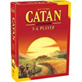 Mayfair Games CN3072 Catan 5-6 Player Extension - 5th Edition