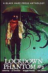 PHANTOM #2: Lockdown Supernatural Fantasy ペーパーバック