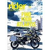 rider (ライダー) Vol.35 [雑誌] (オートバイ2021年5月号臨時増刊)