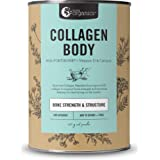 Nutra Organics Collagen Body Bone Strength and Structure Powder, 450 grams