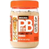 BetterBody Foods PBfit All-Natural Peanut Butter Powder, 227g (8oz)