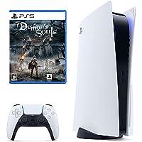 PlayStation 5 (CFI-1000A01) + Demon's Souls(ECJS-00001) セット…