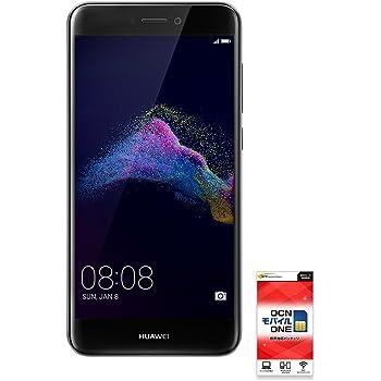 HUAWEI nova lite 【OCNモバイルONE SIMカード付】 (音声SIM, ブラック)