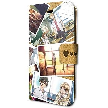 ずっと前から好きでした。告白実行委員会 01 イメージデザイン 手帳型スマホケース iPhone6/6s/7/8兼用