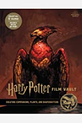 Harry Potter: Film Vault: Volume 5: Creature Companions, Plants, and Shapeshifters Kindle Edition
