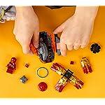 LEGO(レゴ) HD(1440×1280) スピン術バースト カイ 70686