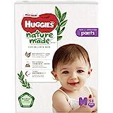 Huggies Platinum Naturemade Pants M 58s
