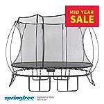Springfree Medium Oval Trampoline (2.4M X 3.4M) + Free Shipping + $150 Cash Off