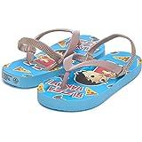 Ryan's World Boy's Sandals   Heel Strap, Lightweight Rubber Sole, Big, Little, Kids, Toddlers Flip Flops