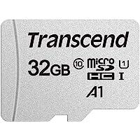 Transcend マイクロSDカード 32GB UHS-I Class10 Nintendo Switch/3DS 動…