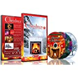Christmas DVD - Ultimate Christmas Collection XXL - 3 DVD SET with Fireplaces - Snow and Winter Scenery