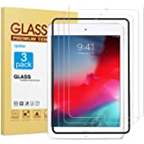 [3 Pack] Screen Protector for iPad Mini 5 2019 / iPad Mini 4, apiker Tampered Glass Screen Protector with Alignment Frame/Hig