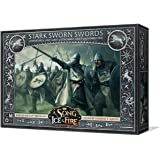 Cool Mini or Not Song of Ice and Fire - Stark Sworn Swords Miniatures Game (CMNSIF101)