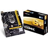 BIOSTAR 第6/7世代Intel CPU対応 micro-ATX H110チップセット マザーボード (型番:H110MHC V7.1)