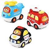 VTech Go! Go! Smart Wheels Starter Pack, Set of 3