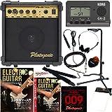 エレキギター初心者入門 サクラ楽器オリジナル 小物詰め合わせ スターターパック【アンプ:Photogenic PG-10】