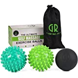 GR マッサージ ボール マッサージボール 健康グッズ 健康器具 血液循環促進 緊張緩和 15cm