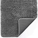 Gorilla Grip Original Durable Indoor Chenille Doormat, Absorbent, Easy Clean Inside Mats, Low-Profile Rug Doormats for Entry,