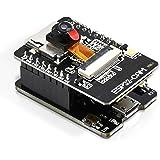 DiyStudio ESP32-CAM WiFi Bluetoothデュアルモード開発ボード、Arduino用ESP32 2MPカメラモジュールOV2640 低電力デュアルコア32ビットLX6 CPU、CH340GチップUSB-TTLシリアル変換アダ