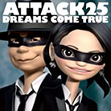 【Amazon.co.jp限定】ATTACK25(通常盤)(メガジャケ付)