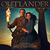 Outlander ― Wall Calendar 2021