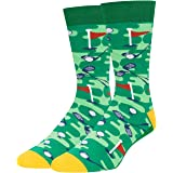 Men's Novelty Funny Sports Socks Gifts Golf Poker Basketball Baseball Bowling