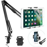 Neewer® Universal Smartphone & Tablet Stand (Sturdy Metal Arm, Padded Holder, Adjustable Mounting Clamp) for iPhone 6 Plus, G