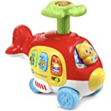 VTech 80-513900 Spin and Go Helicopter, Red