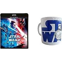 【Amazon.co.jp限定】スター?ウォーズ/スカイウォーカーの夜明け MovieNEX(SWブラック?パッケージ、アウターケース付き)(オリジナルマグカップ付き) [ブルーレイ+DVD+デジタルコピー+MovieNEXワールド] [Blu-ray]