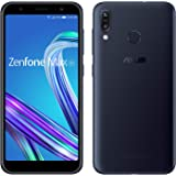 ASUS Zenfone Max M1 ディプシーブラック 【日本正規代理店品】 ZB555KL-BK32S3/A