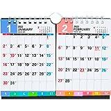 高橋 2022年 カレンダー 卓上 2ヶ月 B7×2面 E162 ([カレンダー])