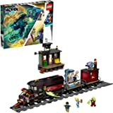 LEGO Hidden Side Ghost Train Express 70424 Building Kit, Train Toy for 8+ Year Old Boys and Girls, Interactive Augmented Real