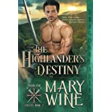 The Highlander's Destiny (Highland Rogues)