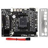 コンピュータマザーボードメインボード AMD用 DDR3 1333/1600/1866 / 2133MHz A88に適用 互換性 すべてのソリッドステート電源コンデンサ 5相ライン設計 安定体験 拡張スペース FM2 / FM2 + CPUインターフェースに適用