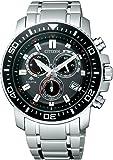 [シチズン]CITIZEN 腕時計 PROMASTER プロマスター エコ・ドライブ 電波時計 ランドシリーズ クロノグラフ PMP56-3051 メンズ