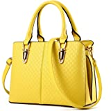 Rubysports Bags JHVYF Women Claissic Top Handle Handbag Crossbody Casual Purse Satchel Tote