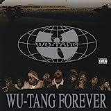Wu-Tang Forever (4 Lp/180G/Black Vinyl)
