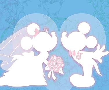 ディズニー  iPhone/Androidスマホ壁紙(960×800)-1 - 『ディズニー・ウェディング・セレクション』ミッキー,ミニー