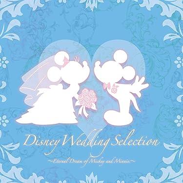 ディズニー iPad壁紙 or ランドスケープ用スマホ壁紙(1:1)-1 - 『ディズニー・ウェディング・セレクション』ミッキー,ミニー