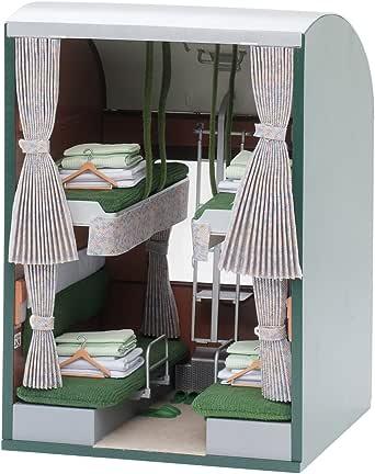 トミーテック ジオコレ 内装模型 24系 25形 トワイライトB寝台 ジオラマ用品