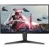 "LG Ultragear 27GL63T-B 27"" FHD IPS Gaming Monitor, sRGB 99%, 5ms (GTG), 1ms MBR, 144Hz, G-Sync Compatible, Radeon Freesync, H"