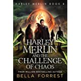 Harley Merlin 8: Harley Merlin and the Challenge of Chaos (8)