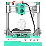 BLIENCE 3D Printer,99% Pre-Assembled Entry-Level Printer,Desktop Mini 3D Printer DIY kit for Kids,Beginners,Adults,Education