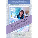 Amelie Scott Designs ASD244 Edge Quilting Expansion Pack 11 Embroidery Patterns