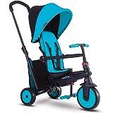smarTrike smarTfold 300 Folding Baby Tricycle, Blue 141[並行輸入]
